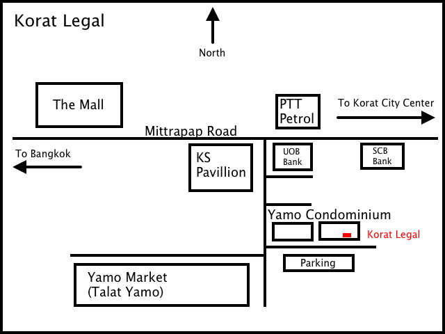 Korat-Legal Law Office - Contact